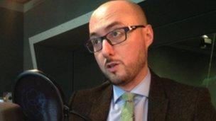 Prof Alessio Patalano