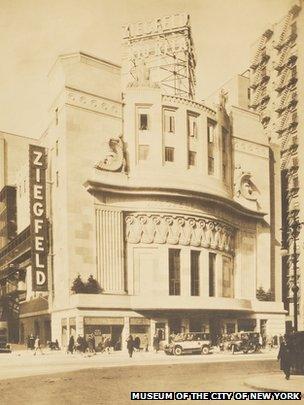 Ziegeld theatre