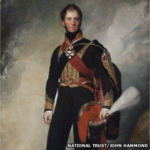 Henry William Paget - Marciws cyntaf Môn