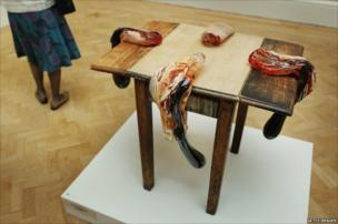 Butchery by Ruth Dupre