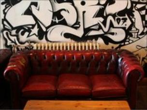 Image Caption Salvaging An Old Sofa May Not Be As Easy As You Might Expect