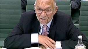 Sir Alan Budd