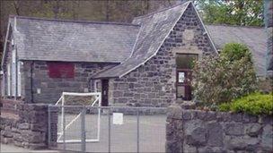 Ysgol y Parc, near Bala, Gwynedd