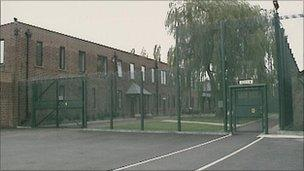 Campsfield House immigration removal centre