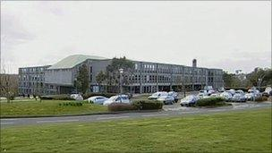 Cornwall County Hall