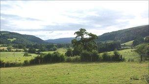 Berywyn Mountains