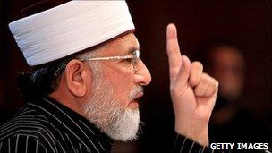 Muslim group Minhaj ul-Quran runs 'anti-terrorism' camp