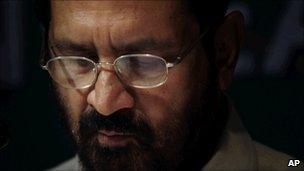 Suresh Kalmadi on 8 August 2010
