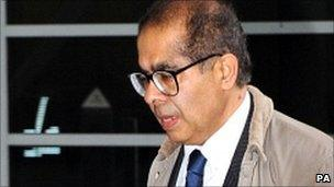Dr Mohmed Saeed Sulema Patel, known as Freddy Patel