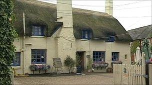 House raided at Preston