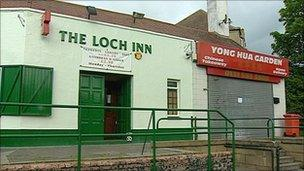 Loch Inn and Yong Hua Garden takeaway