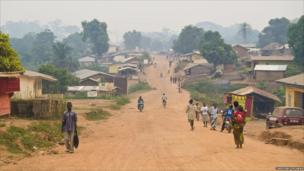 Pendembu Road, Kailahun