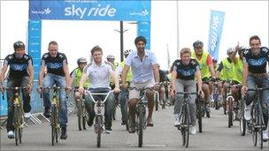 Redbridge Sky Ride