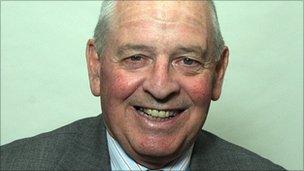 Carmarthenshire councillor Haydn Jones