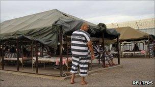 Tent City jail in Arizona