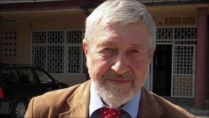 Roy Reeve, Eulex