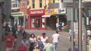 Taff Street, Pontypridd