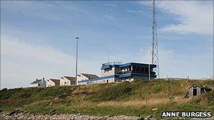 Fifeness coastguard base