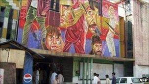 Cinema in Mingora
