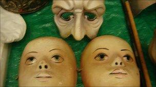 Masks from WNO
