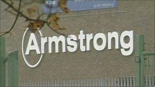 Armstrong floor factory