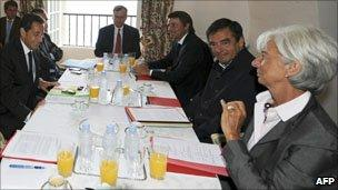 French ministers meet