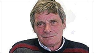 Councillor Mike Stoddart