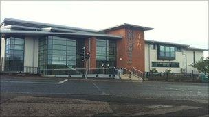 The Belfast Clinic, on the Lisburn Road, has been placed into administration