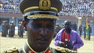 Lt-Gen Faustin Nyamwasa (File photo)