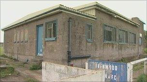 Evenwood sports ground pavilion