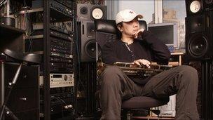 Chinese rocker Cui Jian
