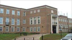 Windsor and Maidenhead council - Town Hall
