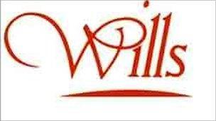 Wills logo