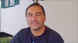 Gaitano Martucci from Italy