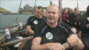 Row the Rock Challenge