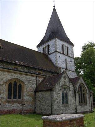 St Katharine's Church