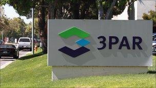 3Par HQ