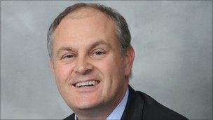 Stewart Jackson, MP for Peterborough