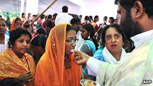 Indian Dalits find no refuge from caste in Christianity