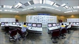 Inside Iran's Nuclear Power Plant