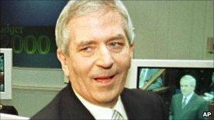 Charlie McCreevy pictured in 1999