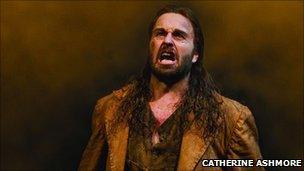 Alfie Boe as prisoner 24601, Jean Valjean