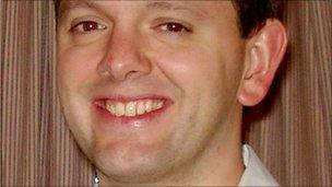 Policeman 'put song lyrics' in lawyer inquest evidence - BBC