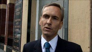 David Nuttall MP