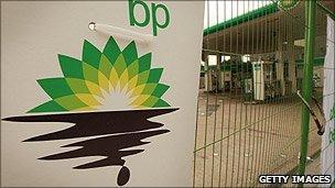 BP protest