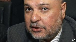 Iran's Minister of Petroleum, Masoud Mir-Kazemi
