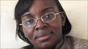 Rwandan opposition leader, Victoire Ingabire
