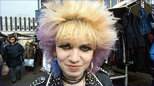 A punk