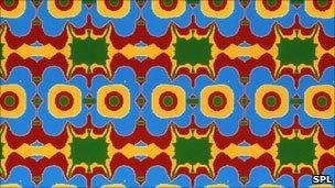 Mandelbrot patterns