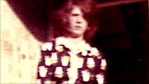 Bernadette Friel was shot in 1975